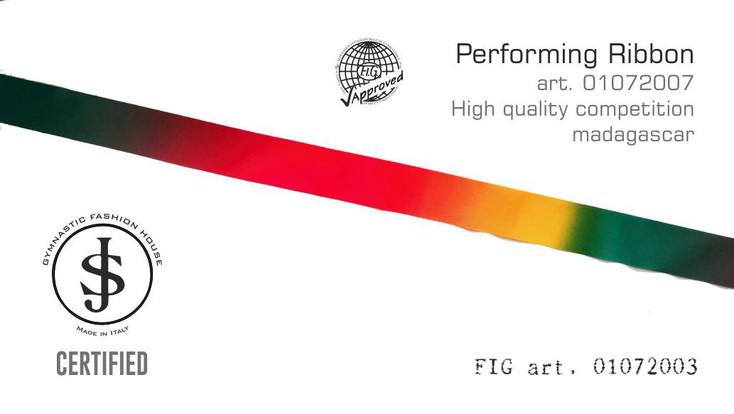 Nastro da ritmica 01072007 Fig art. 01072003 € 18,00 fig approved
