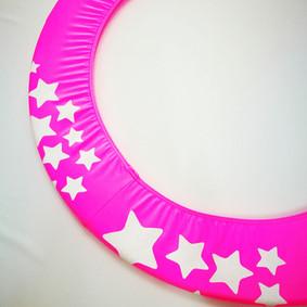 Copricerchio Art Glitter art.03121802-FBI-STARS € 20,00