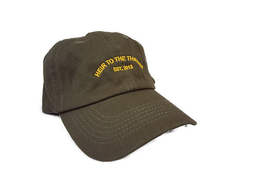 HEIR TO THE THRONE DAD HAT