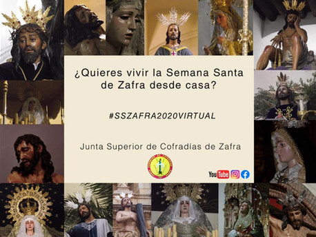 Semana Santa Virtual 2020