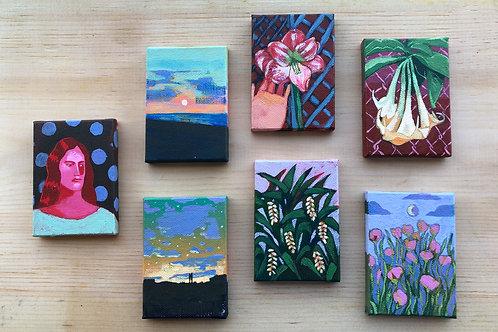 Tiny Paintings