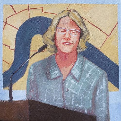 Mary Rowe Portrait