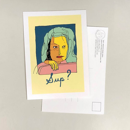 Sup? Card
