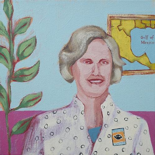 Anne Milling Portrait