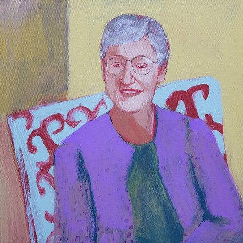 Diana Lewis Portrait