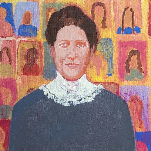 Jean Gordon Portrait