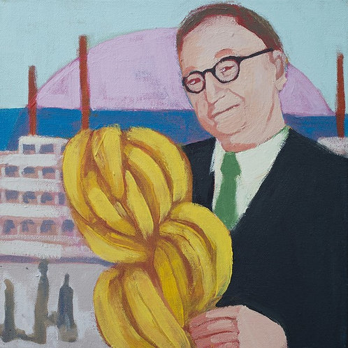 Sam Zemurray Portrait