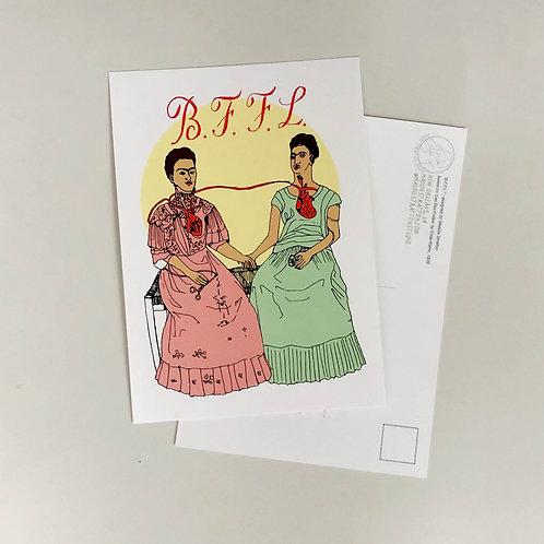 B.F.F.L Card