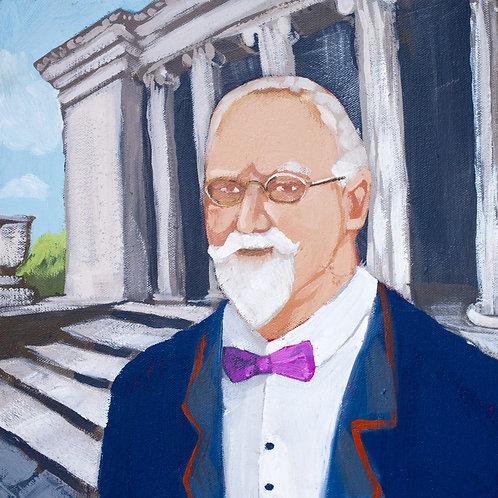 Isaac Delgado Portrait