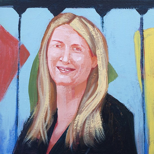 Melissa Sawyer Portrait