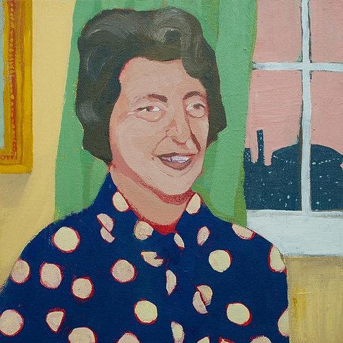 Lindy Boggs Portrait