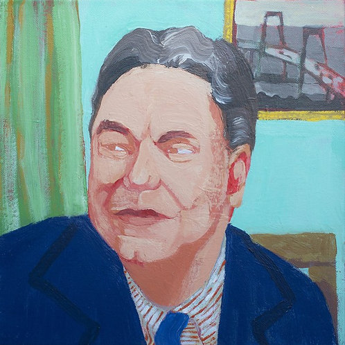 Hale Boggs Portrait