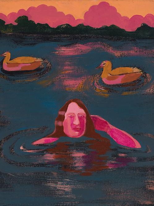 Russian River - Print