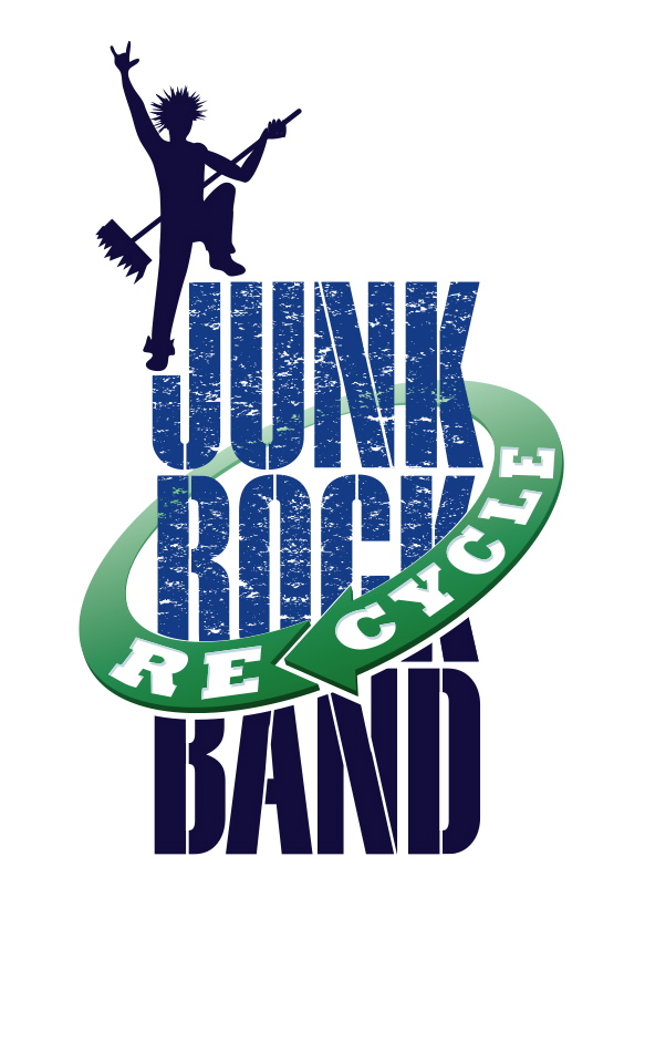 Junk Rock Recycle Logo