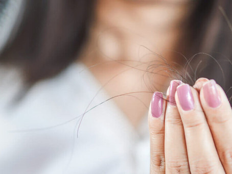 Ativos para tratamento de queda de cabelo e alopecia androgenética