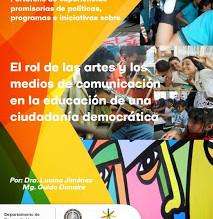 APANTALLADOS, seleccionada por la OEA, como una de las mejores prácticas del continente