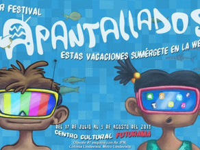 3er Festival APANTALLADOS