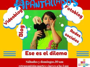 Llega ApantalladosTV