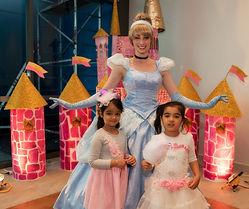 princess party host perth