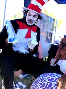 cat in the hat perth