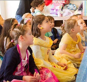 princess party perth