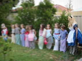 alice in wonderland kids perth