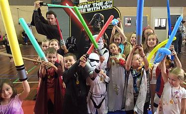 Star Wars Parties Perth
