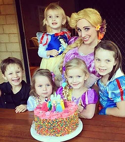 girls party ideas perth