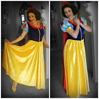snow white parties perth