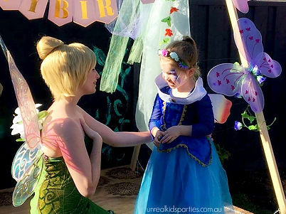 fairy party ideas perth