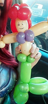 balloon twister perth