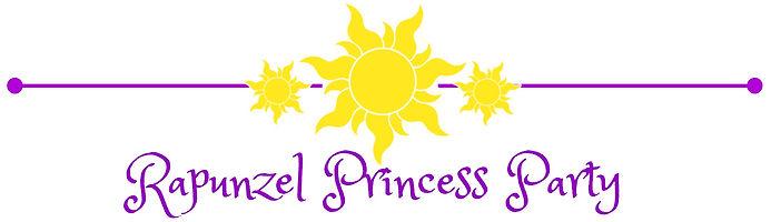 rapunzel princess party perth