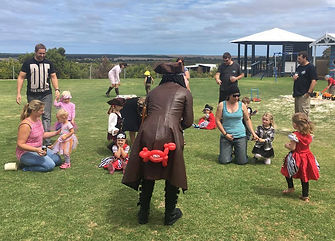 pirate kids party theme perth