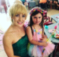 fairy party hire perth