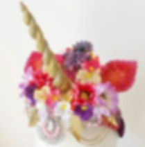 rainbow unicorn party perth