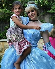 Cinderella party perth