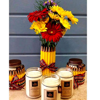 Soy Candles, Hand poured, handcrafted, eco-friendly, cotton wick, burns clean, DEN Soy Candle Company, Brookfield, WI, Jaclyn Neuser, Jackie Neuser, Candle Making, Love Soy, Reusable jar, Home Decor, Fragrance, Wax Melts, Soy, Comfort, Candle Light, Love Candles, Home, Milwaukee Home, MKE Home, Birch, Lazy Lake, Walk in the Woods, Summer Patio, Long Getaway, Lonely Night, Say When, The Porch, Cozy Cinnamon, Rainy Dew Day, Warm Bread, Frost on the Tree, Hot Chocolate Night, Lilac Path, Autumn Trails, Swaying Birch, Vanilla Syrup, My Little Pumpkin, Time for Wine, Den Spa, Forest Floor, Cookie Cubby, Teachers gift