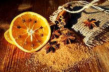 Orange, Clove, Cinnamon, DEN Soy Candle Company