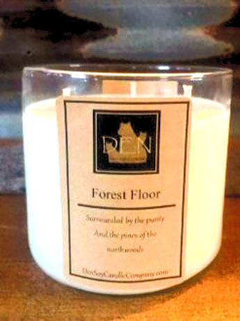 Forest Floor 3 Wick