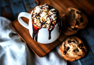 Hot Chocolate with Marshmallows, DEN Soy Candle Company