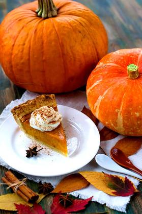 Pumpkin, Vanilla, Spices, DEN Soy Candle Company