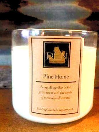 Pine Home 3 Wick