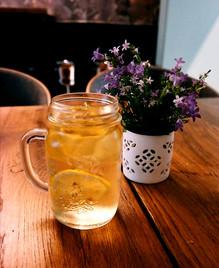 Lemonade and Lavendar, DEN Soy Candle Company
