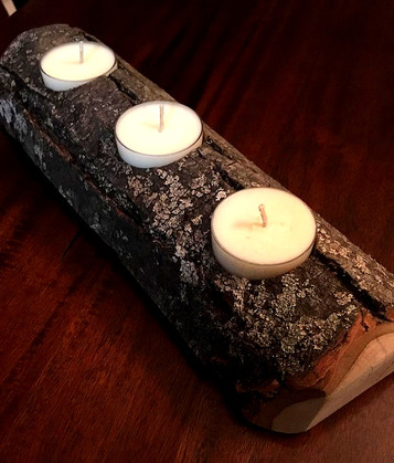 Homemade Candle Holder, DEN Soy Candle Company