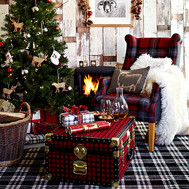 Daddy's Cozy Chair, Hearth and Home
