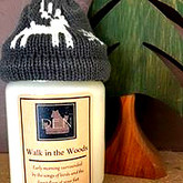 Walk in the Woods Candle, DEN Soy Candle Company