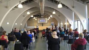 Assistim a la cloenda dels cursos 2020-21 de la Xarxa Tallers amb Famílies de Salt