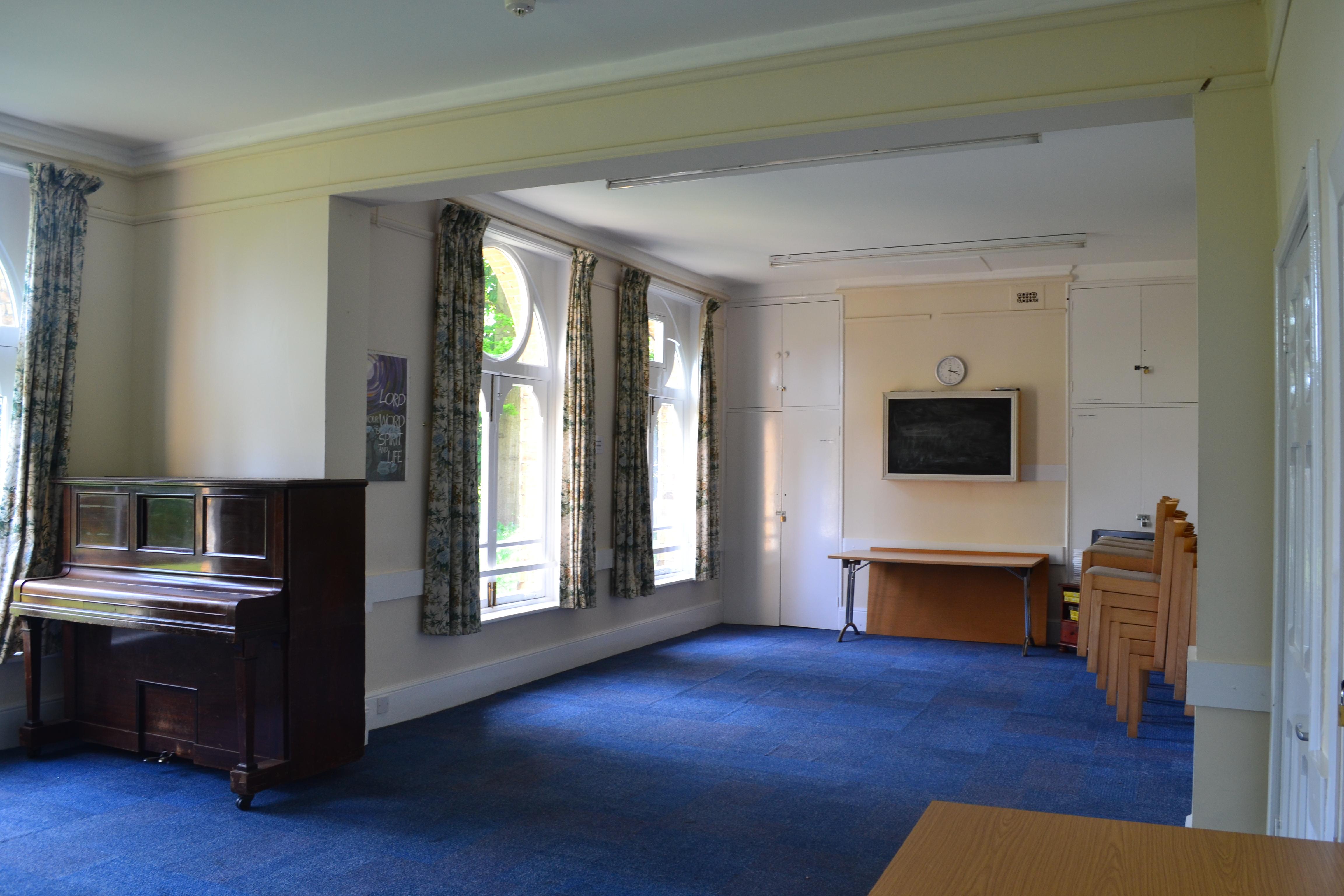 The George Harman Room