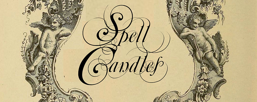 Spell Candles | The Conjured Saint