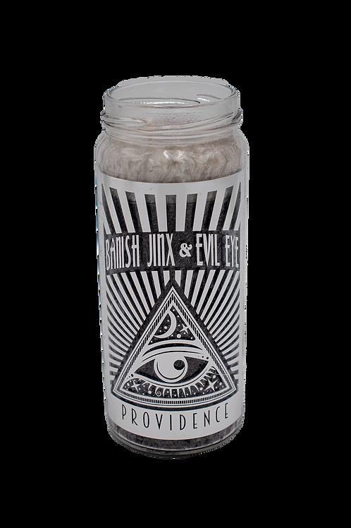 Banish Jinx & Evil Eye Magic Candle